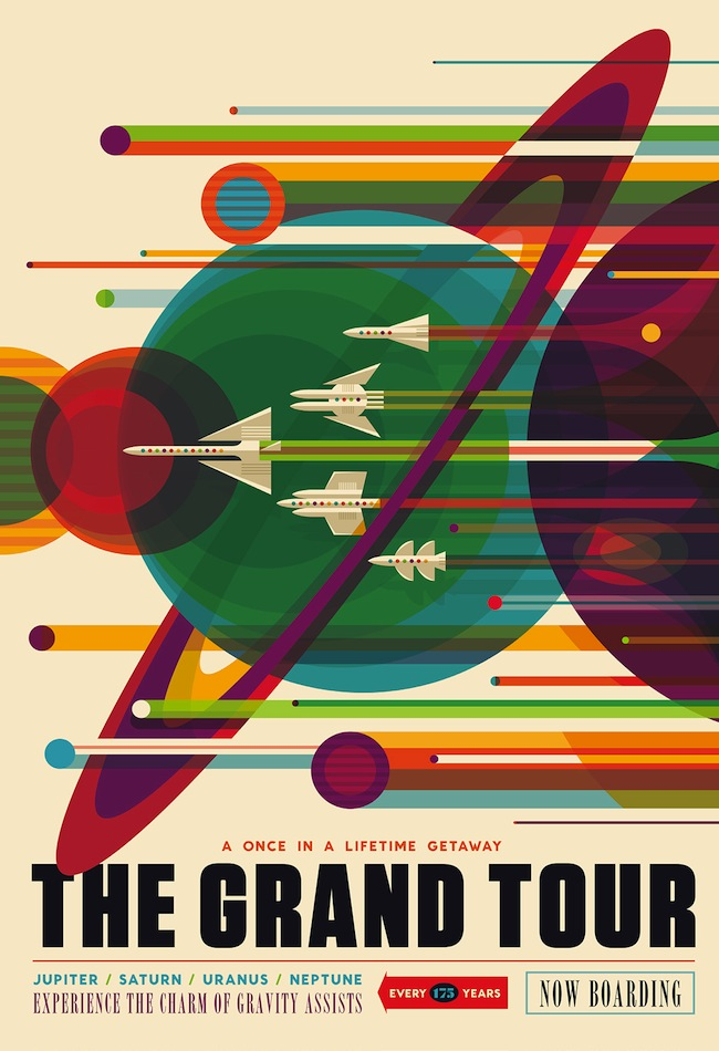 Grand Tour by Invisible Creature
