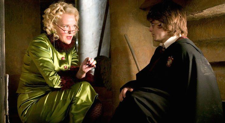 Rita Skeeter, Harry Potter