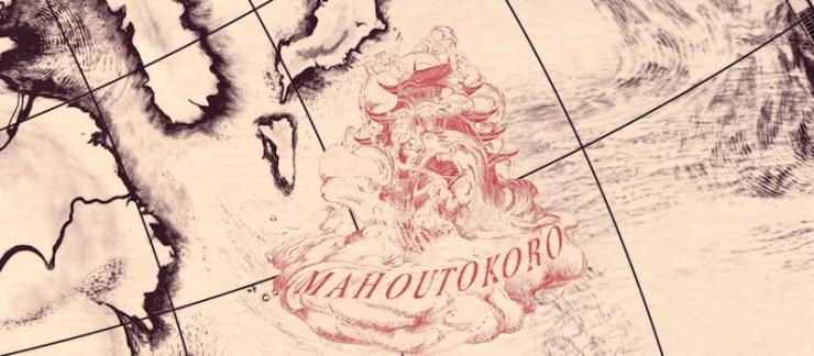 wizarding schools Mahoutokoro