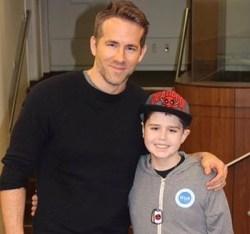 Ryan Reynolds Connor