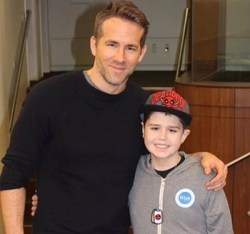 Ryan Reynolds Connor