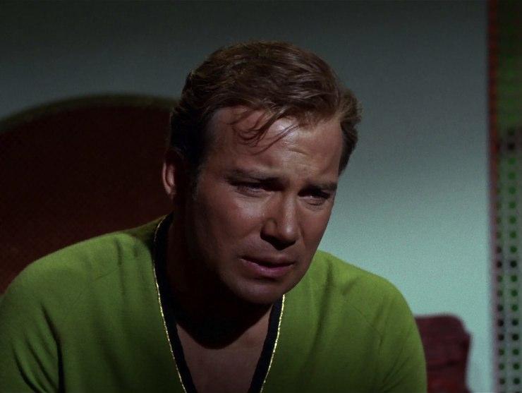 Star Trek the Original Series, season 2, The Immunity Syndrome