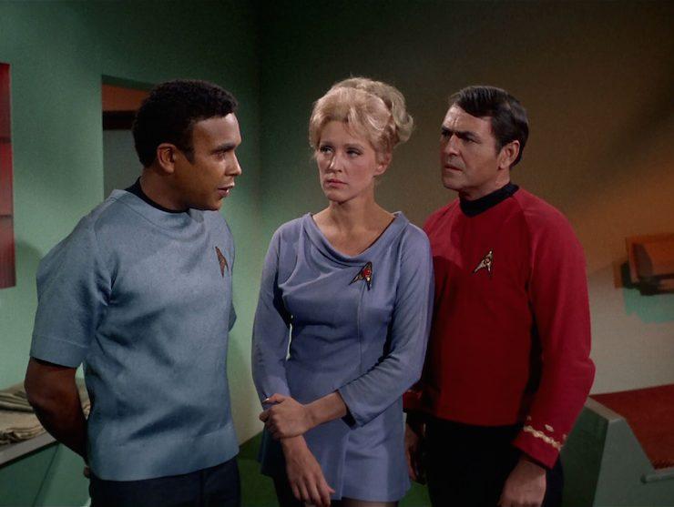 Ep 39 MIRROR MIRROR Adult T-Shirt All Sizes Star Trek TOS