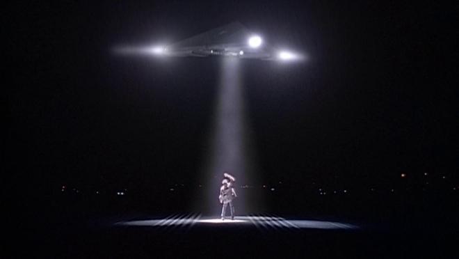 The X-Files UFO Deep Throat