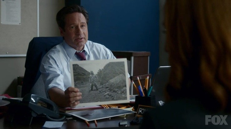 The X-Files, Season 11, Mulder and Scully Meet the Were-Monster