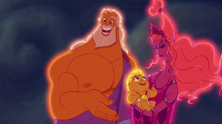 I Can Go The Merchandising Route Disney S Hercules Tor Com