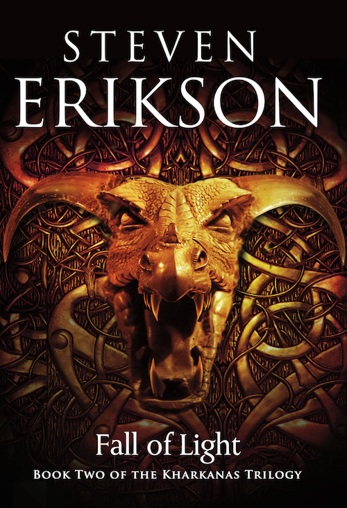 Fall of Light Steven Erikson