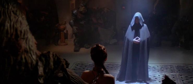 Luke Skywalker, Return of the Return