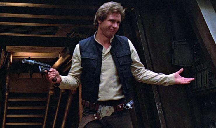 Han Solo, Episode VI