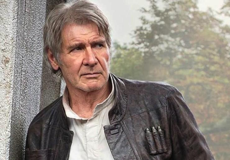 Han Solo Episode VII