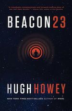 Beacon 23 Hugh Howey adaptation Studio 8 film TV novellas