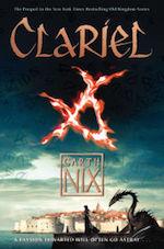 asexual ace characters sci-fi fantasy Clariel Garth Nix