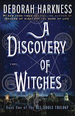 A Discovery of Witches All Soul Trilogy Deborah Harkness TV adaptation