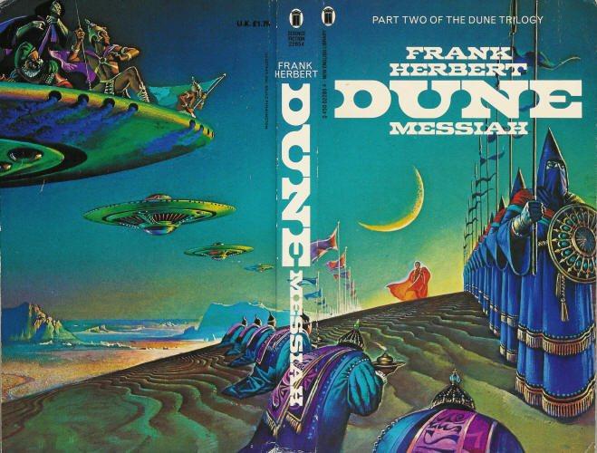 Dune, Bruce Pennington