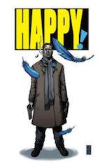 Happy! adaptation Grant Morrison