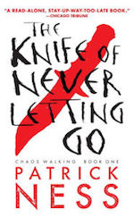 The Knife of Never Letting Go Patrick Ness movie adaptation