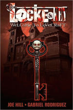 Locke & Key Joe Hill adaptation film TV