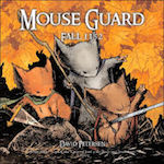 Mouse Guard movie adaptation
