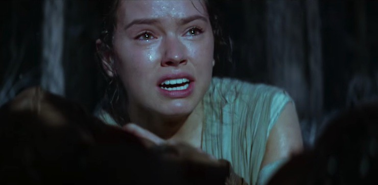 Star Wars: The Force Awakens, Rey