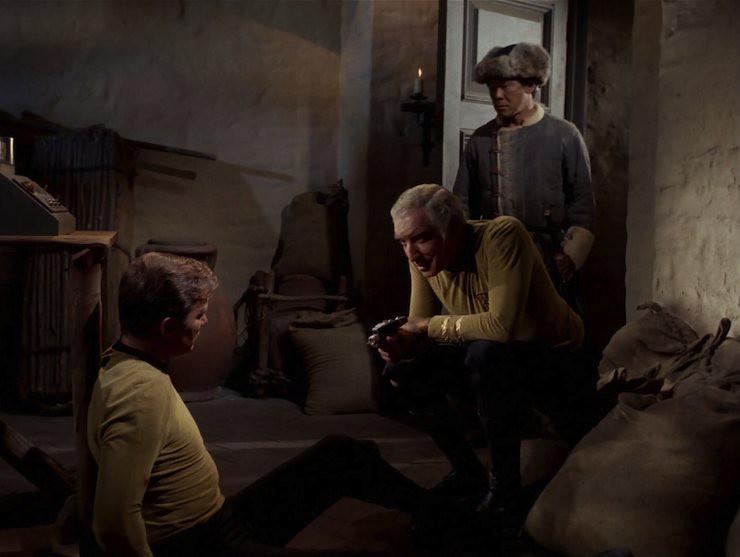 Star Trek, original series, season 2, The Omega Glory