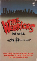 The Warriors book adaptation TV Russo brothers