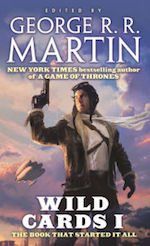 Wild Cards TV adaptation George R.R. Martin Melinda Snodgrass