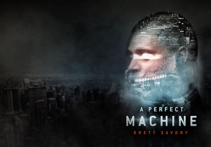 Perfect Machine final cover