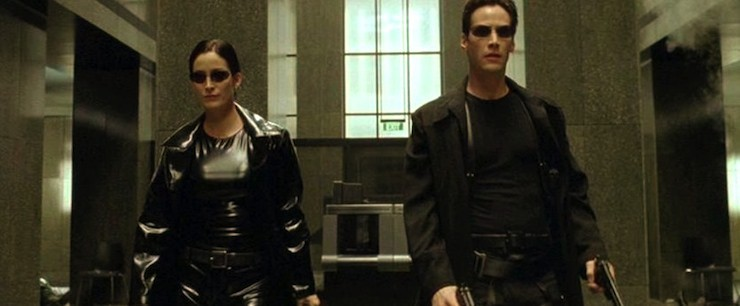 the Matrix, fashion