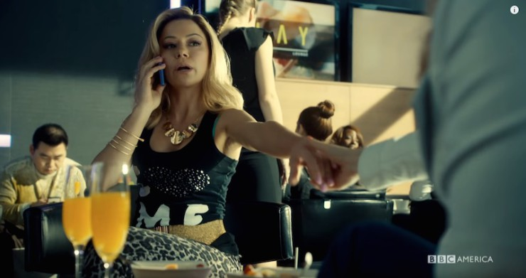 "Orphan Black 4x09 ""The Mitigation of Competition"" television review Delphine Krystal"
