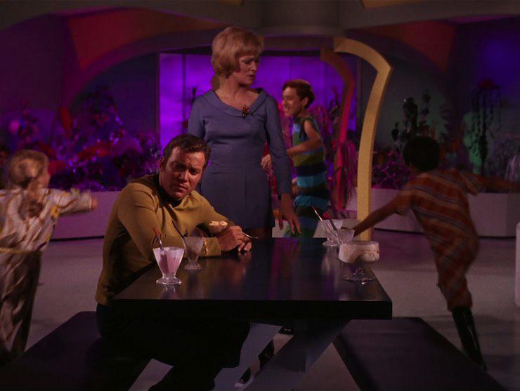 Star Trek The Original Series, And the Children Shall Lead, season 3