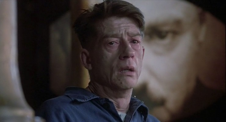 John Hurt in Nineteen Eighty-Four (1984)