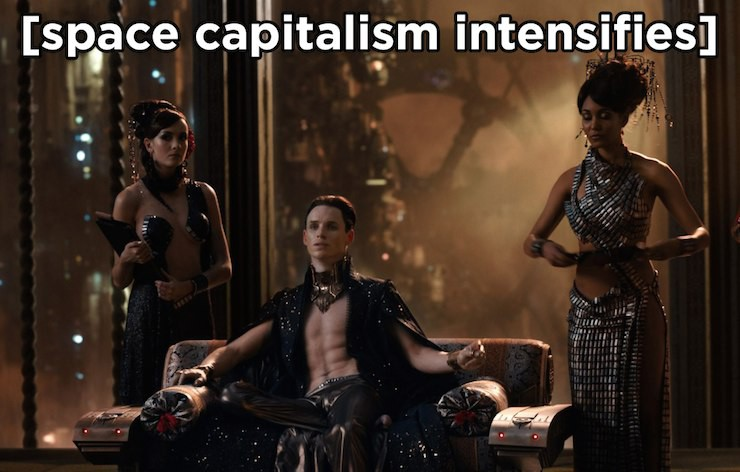 Jupiter Ascending, 2015, from space-capitalism Tumblr