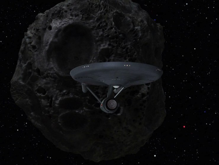 Star Trek, original series, season 3, For the World is Hollow and I Have Touched the Sky