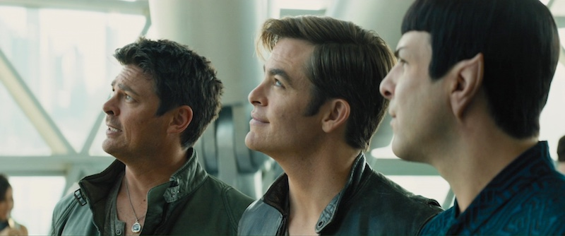 "I Think You're Underestimating Humanity"" — Star Trek Beyond"