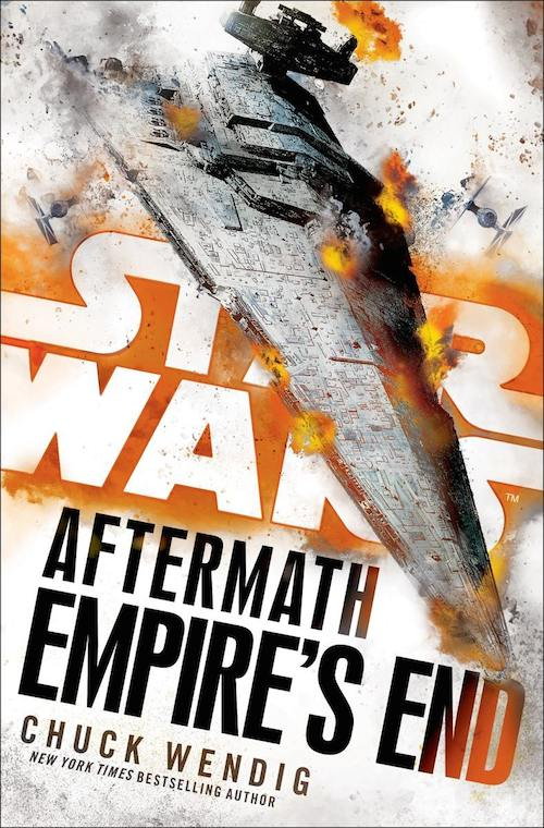 Star Wars Aftermath: Empire's End, Chuck Wendig