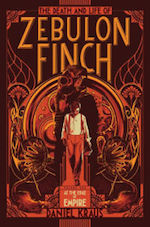 The Death and Life of Zebulon Finch monstrous humans