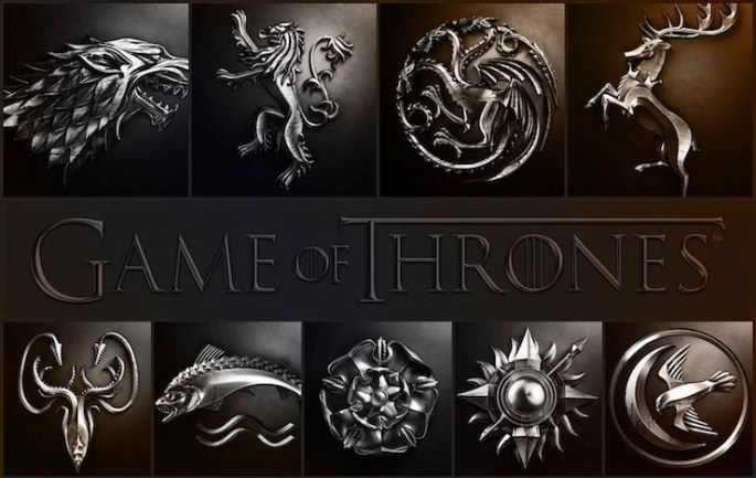 Game of Thrones symbols