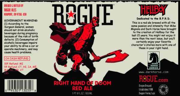 Rogue-Hellboy