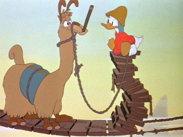 Donald Duck's Goodwill Tour: Saludos Amigos | Tor.com