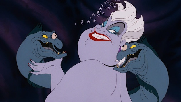 Ursula (The Little Mermaid, 1989)