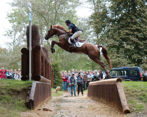 Burghley Horse Trials 2009
