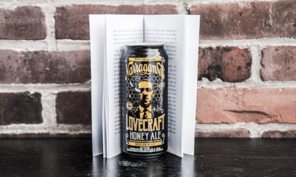 Narragansett Lovecraft Honey Ale