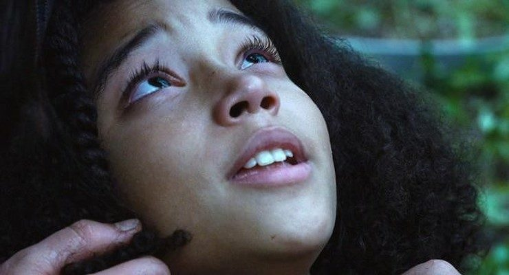 Rue's death, The Hunger Games