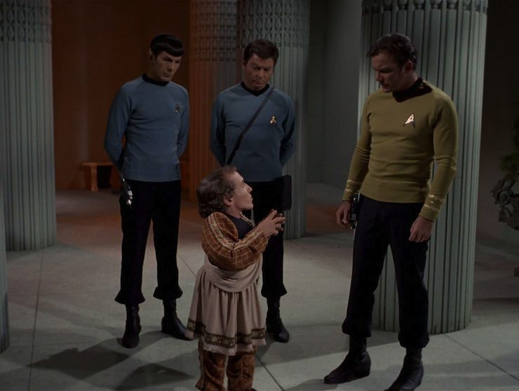 Star Trek, original series, season 3, Plato's Stepchildren