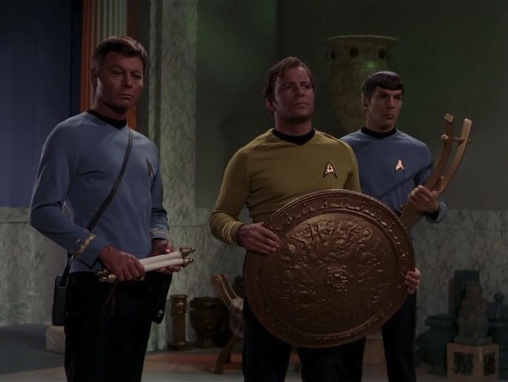 Star Trek, original series, season 3, Plato's Stepchildren