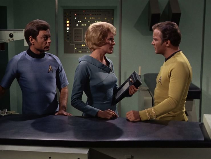 Star Trek, the original series, Wink of An Eye, season 3