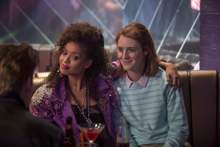 Black Mirror season 3 episode plot details San Junipero