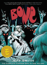 Bone adaptation feature film Warner Bros Jeff Smith