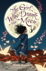 The Girl Who Drank the Moon adaptation Kelly Barnhill