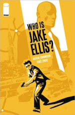 Who is Jake Ellis movie adaptation graphic novel Nathan Edmondson Image Comics